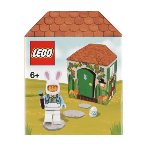 LEGO® 5005249 Osterhasenhütte