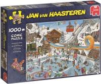 Jumbo 19065 Jan van Haasteren - Winterspiele 1000 Teile...
