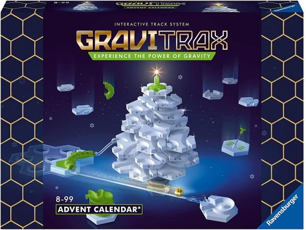 Ravensburger 27031 Adventskalender 2021 GraviTrax