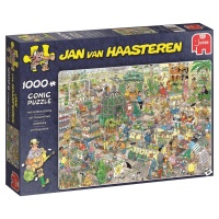 Jumbo 19066 Jan van Haasteren - Gartencenter 1000 Teile...
