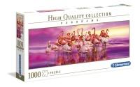 Clementoni 39427 Tanz der Flamingos 1000 Teile Puzzle...