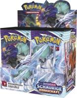 36er DISPLAY Pokemon Schwert & Schild Schaurige...