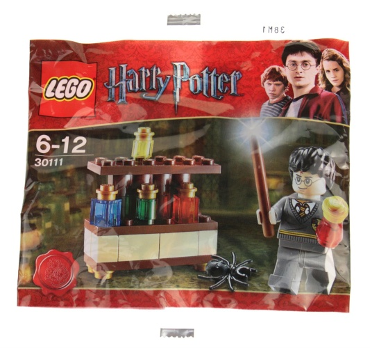 LEGO® 30111 Harry Potter Harry mit Labortränken Polybag