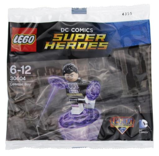 LEGO® 30604 DC Super Heroes Cosmic Boy