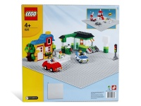 LEGO® 628 X-Large Building Plate Light Gray