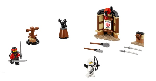 LEGO® 70606 NINJAGO Spinjitzu-Training