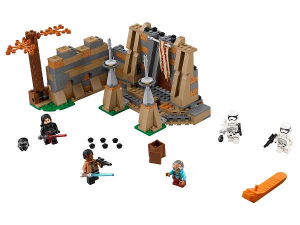 LEGO® 75139 STAR WARS Battle on Takodana
