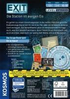 KOSMOS 69286 EXIT - Das Spiel: Die Station im ewigen Eis (Fortgeschrittene)