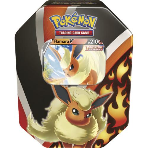 Pokemon Tin 95 Flamara-V