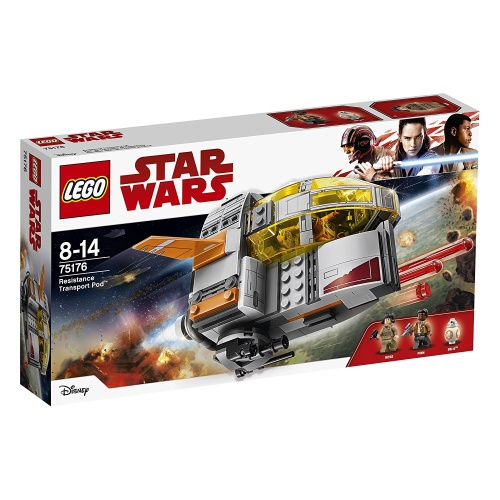 LEGO® 75176 STAR WARS Resistance Transport Pod