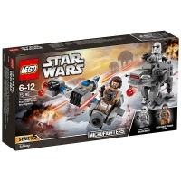 LEGO® 75195 STAR WARS Ski Speeder vs First Order Walker