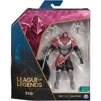 League of Legends Deluxe Actionfigur Zed 15 cm