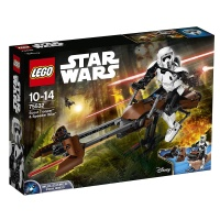 LEGO® 75532 STAR WARS Scout Trooper und Speeder Bike