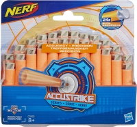 Hasbro C0163 Nerf N-Strike Elite AccuStrike 24er Dart Nachfüllpack