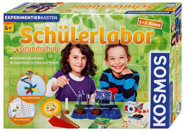 KOSMOS 63431 Schülerlabor Grundschule 1 + 2 Klasse Experimentierkasten