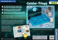 KOSMOS 63445 Geister-Triops Züchte einzigartige Urzeitkrebse Kosmos Experimentierkasten