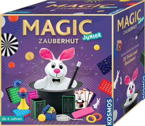 KOSMOS 68028 Magic Zauberhut - kinderleichte Tricks
