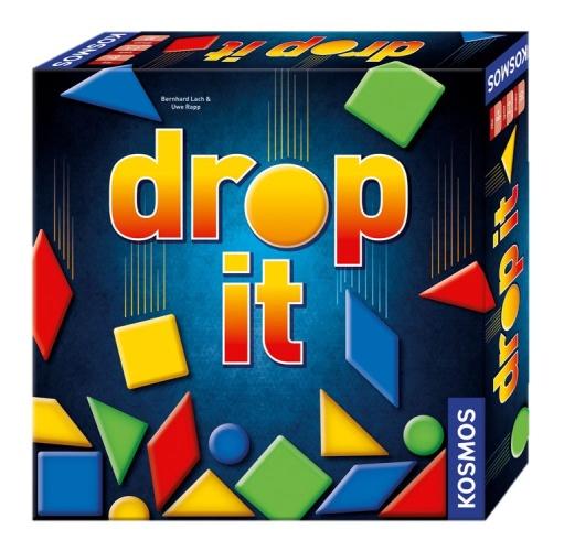 KOSMOS 69283 Drop It Spiel Geschicklichkeitsspiel