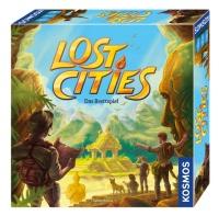 KOSMOS 69412 Lost Cities - Das Brettspiel
