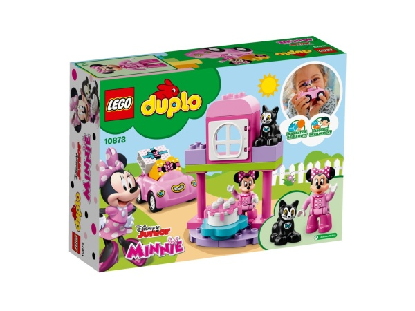LEGO® 10873 DUPLO® Minnies Geburtstagsparty