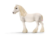 Schleich 13735 Horse Club Shire Stute