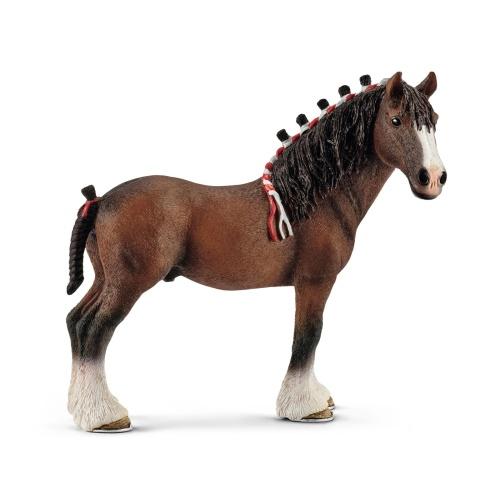 Schleich 13808 Horse Club Clydesdale Wallach