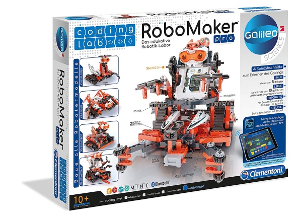 59078.0 Clementoni Galileo Science Robomaker