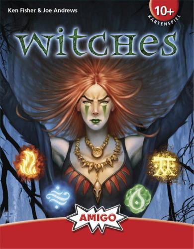 Amigo 04990 Witches