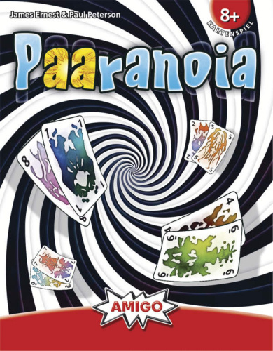 Amigo 01753 Paaranoia