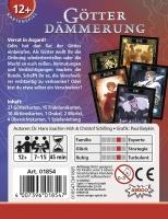 Amigo 01854 Götterdämmerung spannendes Kartenspiel
