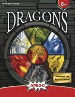 Amigo 02933 Dragons - Kartenspiel