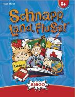 Amigo 07930 Schnapp, Land, Fluss!