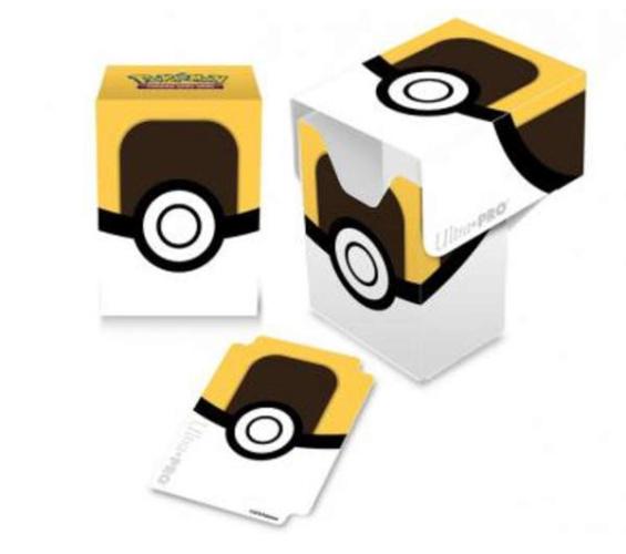 Ultra PRO Pokémon Ultra Ball Deck Box