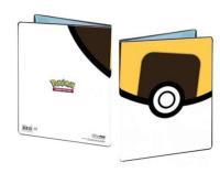 Pokemon Ultra PRO Sammelalbum Ultra Ball 9-Pocket Portfolio